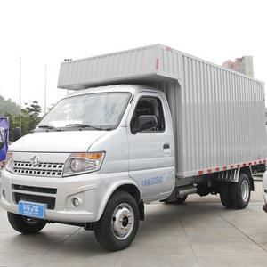 10.2方大货箱+3.6米超长轴距,这款大微卡很能装